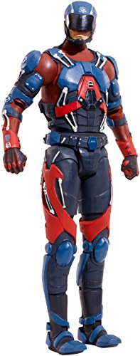 "DC Comics Multiverse Legends Of Tomorrow The Atom Action Figure, 6"""