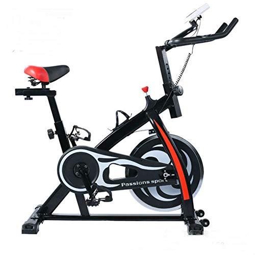 F-spinbike Spinning Bicicleta De Pedales Ultra Silencioso Inicio De Bicicleta De Ejercicios Gym Equipment Bicicletas 8Kg Volante De Carga Máxima 150 Kg Capacidad