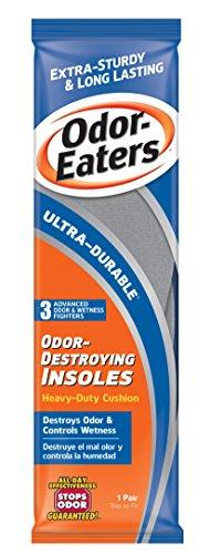 Odor-Eaters Ultra-Durable, Heavy Duty Cushion Insoles, 1 pair