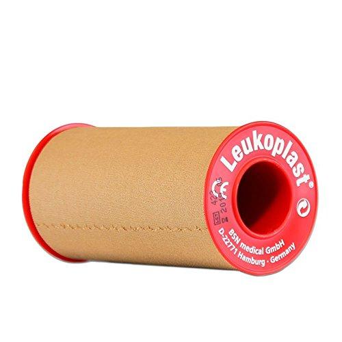 Esparadrapo de Tela Leukoplast color carne 10cmx5m-Unidad