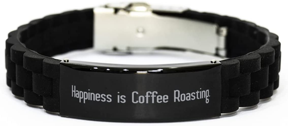 Product Manufacturer regenerated product Unique Coffee Roasting Gifts is Happiness Cute