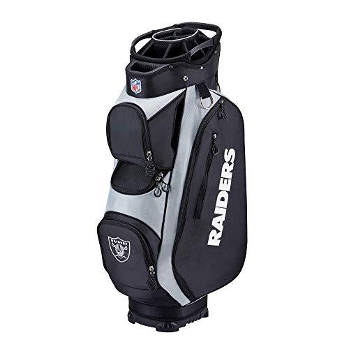 Wilson NFL Raiders Golf Cart Bag