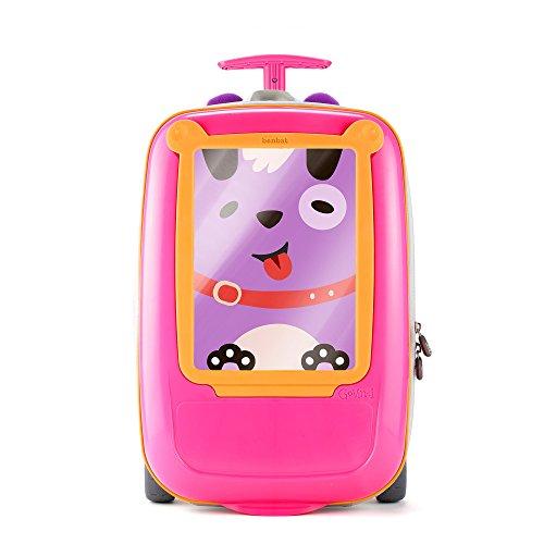 ben-bat govinci Trolley (Pink)