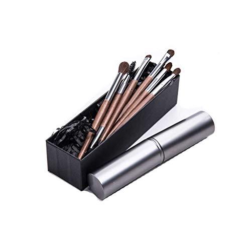 Pinceau de maquillage LHY- Coffret Cadeau 6 Yeux Pinceau Ombre à paupières Pinceau Pinceau Halo Eye Shadow Brush Mode