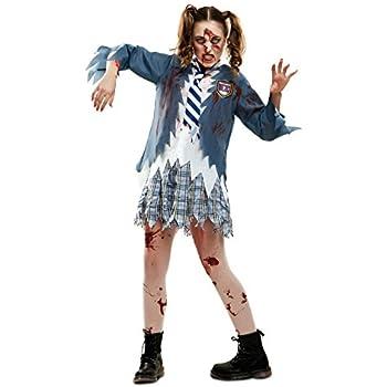 My Other Me Me-202546 Disfraz de estudiante zombie chica para ...