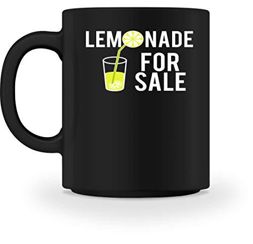 Lemonade For Sale - limonade te verkopen dames heren - eenvoudig en grappig design - mok