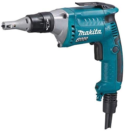 Makita FS6300R Atornillador, 570 W, 220 V, Azul, 0