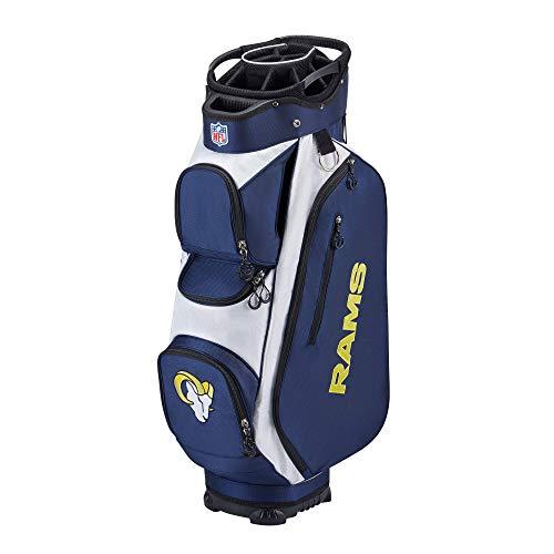 Wilson NFL Rams Golf Cart Bag