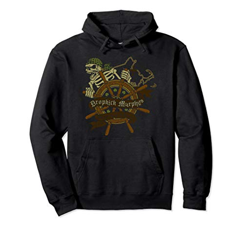 Dropkick Murphys - Shipping Up To Boston - Official Merch Pullover Hoodie