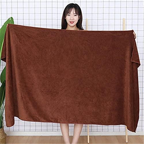 ShSnnwrl Bale Hand Towels Wash Toalla de 100x200cm de Lujo súper Absorbente y de Secado rápido Toalla de baño súper Grande-Toalla de baño súper