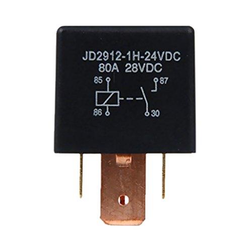 Interruptor de Cambio SPDT Relé para Motocicleta Coche D2912-1H-24VDC