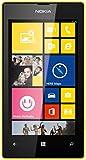 Nokia Lumia 520 Smartphone (10,1 cm (4,0 Zoll) WVGA ClearBlack LCD Touchscreen, 5,0 Megapixel Auto Fokus Kamera, 1,0 GHz Dual-Core-Prozessor, Windows Phone 8) gelb