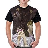 人気 Tシャツ Getbackers-奪還屋-1 個性 上着 メンズ レディース カップル服 吸水速乾 軽い 3dプリント 半袖 丸首 Tシャツ 上質 ファッション 柔らかい 快適 夏服