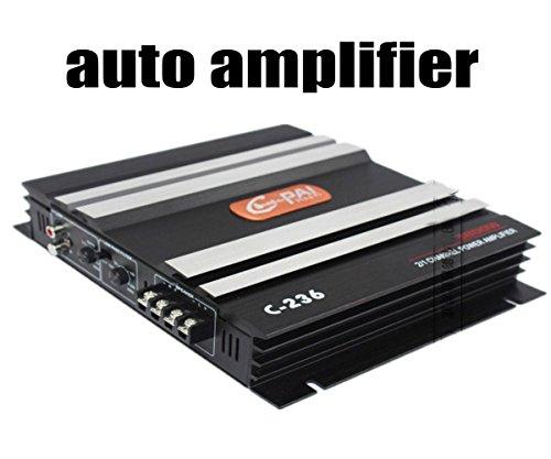 ZHUHAI HONGKANG DONGMAO TRADING CO LTD Basse Voiture Chaîne Stéréo Mini Ordinateur Amplificateur De Voiture Subwoofer Out Amplificateur Amplificateur Audio 2 Voies Sortie 12 V 300 W