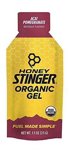 Honey Stinger Food Org AcaiPom Gel 11Ounce Packaging may vary