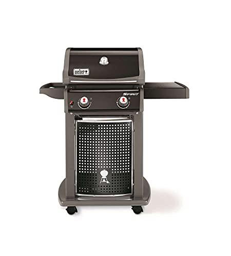 Weber Spirit EO210 Barbecue, 7.75 KW, Nero