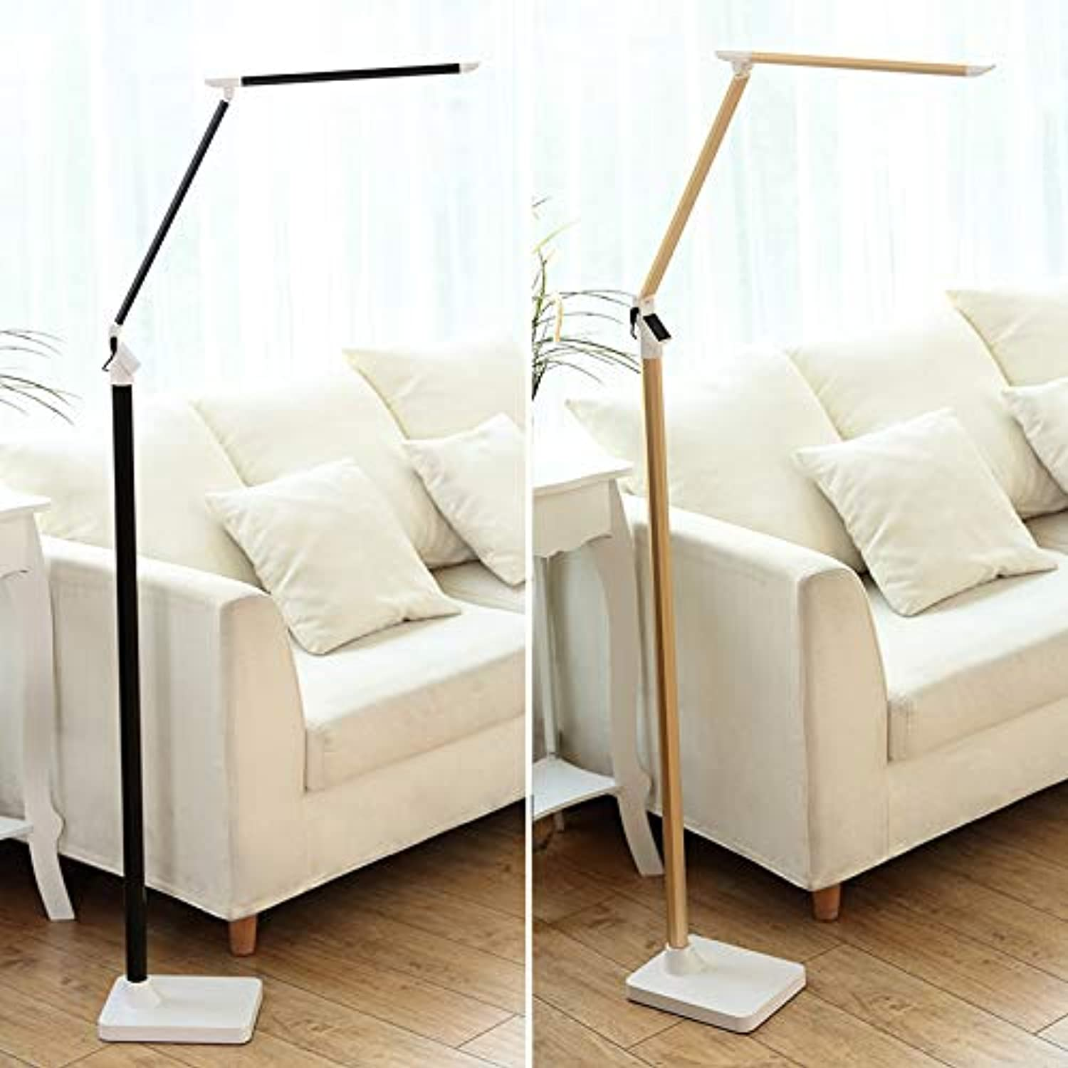Modern desk lamp Weiß-light Weiß-light Weiß-light LED eye protection living room bedroom study simple modern remote control piano desk lamp,Luxury Gold Farbe,Five Weiß-light editions B07P78KRDH     | Ausgezeichnet (in) Qualität