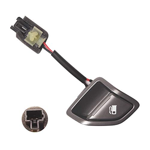 Beneges Fuel Door Switch Opener Release Button Compatible with 2013-2016 Hyundai Santa Fe 93555-2W000, 93555-2W000RJ5
