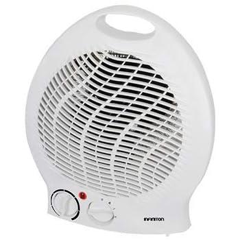 Calefactor Ventilador Vertical INFINITON HBS-200C: Amazon.es: Hogar