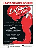 La Cage Aux Folles: Piano, Vocal & Guitar (with Chord Boxes aux chords May, 2021