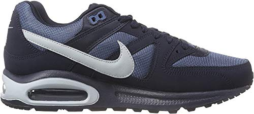 Nike Air Max Command Herren Sport- & Outdoor Sandalen, Blau (Dark Obsidian/Wolf Grey/New Slate/Wolf Grey), 40