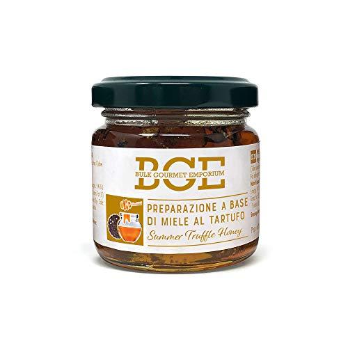 Bulk Gourmet Emporium - Miel de trufa de verano en frascos de vidrio, 3 x 110 g (330 g en total)