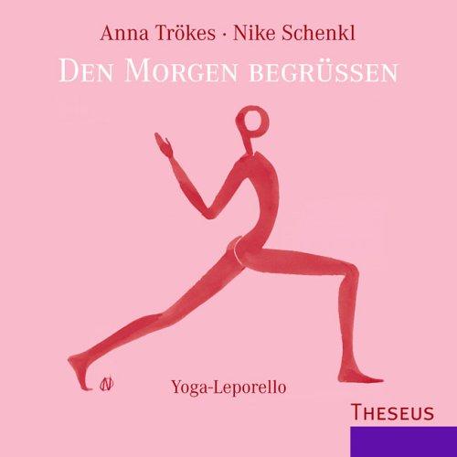 Den Morgen begrüßen. Yoga-Leporello