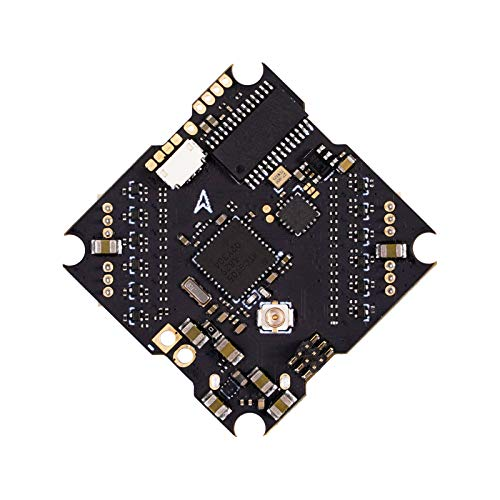 BETAFPV F4 AIO 1-2S Brushless Flight Controller No Receiver 5A ESC Integrated VTX with BT2.0 Connector for 1-2S FPV Brushless Whoop Drone Like Meteor75 Beta85 Pro 2