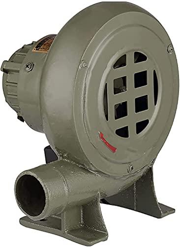 QIANMEI Soplador Blacksmith Forge Blower eléctrico | Motor de Cobre Puro Barbacoa...