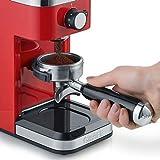 Zoom IMG-2 graef cm503eu macinacaffe colore rosso
