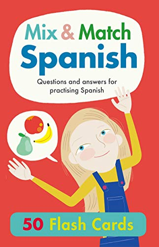 Thorpe, R: Mix & Match Spanish (Hello Spanish!)