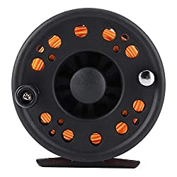 ?Made of high quality plastic material, this product is sturdy and durable. Equipped with the required fishing lines, including the fly line, the backing line, and the taper leader. To install it directly to the corresponding type of flywheel rod, co...
