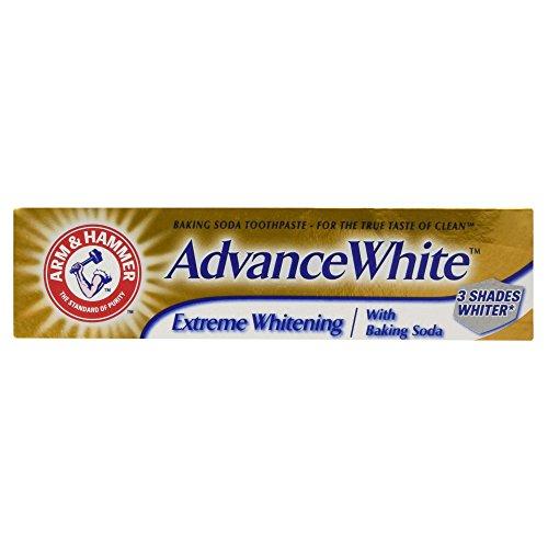 Arm & Hammer Advanced Whitening Toothpaste tube (75ml)
