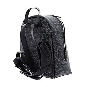 41TJT5hau0L. SS300  - Calvin Klein Small Backpack CK Mono Small Backpack Black Mix