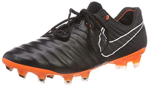 Nike Nike Herren Legend 7 Elite Fg Fitnessschuhe, Mehrfarbig (Black/Total Orange-B 080), 44.5 EU