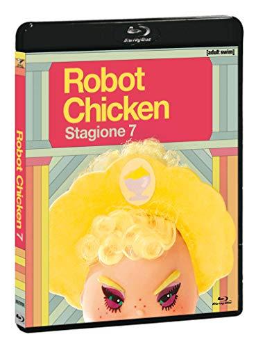 Robot Chicken Stg.7 + Gadget (Box 2 Br)