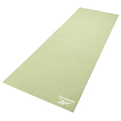 Reebok RAYG-11022GN. Esterilla de Yoga, Verde, 173 x 61 x 0.4 cm