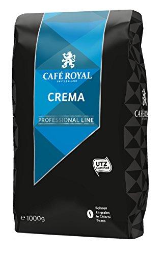 Café Royal Crema Professional Line Bohnenkaffee, 1er Pack (1 x 1 kg)