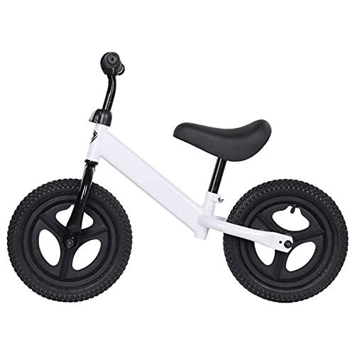 ZHANGAIGUO Bicicleta De Equilibrio para 33.5 Pulgadas para Niños, para 2 A 6 Años De Edad, Niñas, Niñas, Niñas, Niño, Bicicleta, No Pedal, Pedal, Balance, Bicicleta, Asiento Ajustable 11 Estilos