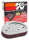 K&N Engine Air Filter: High Performance, Powersport Air Filter: Fits 2008-2016 HARLEY DAVIDSON (Switchback, Non-US, Fat Bob, Dyna Low Rider, Wide Glide, Super Glide Custom, Street Bob) HD-9608
