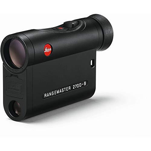 Leica 7x24 Rangemaster CRF 2700-B Laser Rangefinder