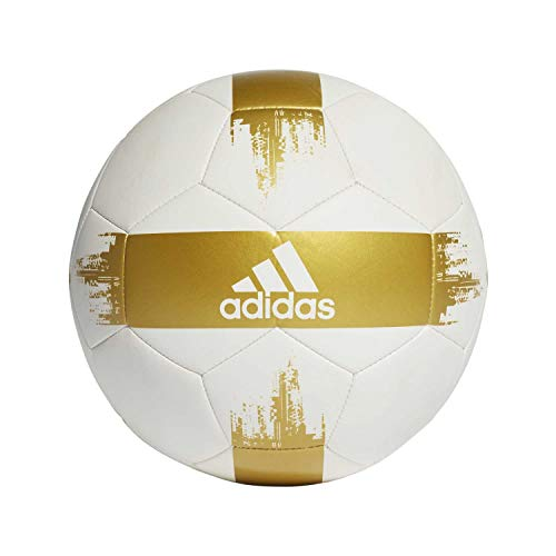 adidas Fussball EPP ll White/Goldmt 5