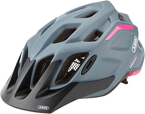 ABUS Unisex-Erwachsene MOUNTK Mountainbike-Helm, fuchsia pink, M