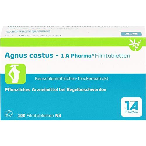 Agnus castus - 1 A Pharma Tabletten, 100 St. Tabletten