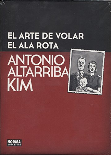 COFRE ED COLECCIONISTA ARTE DE VOLAR+ALA ROTA