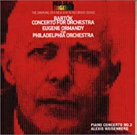 バルトーク : 管弦楽のための協奏曲Sz.116