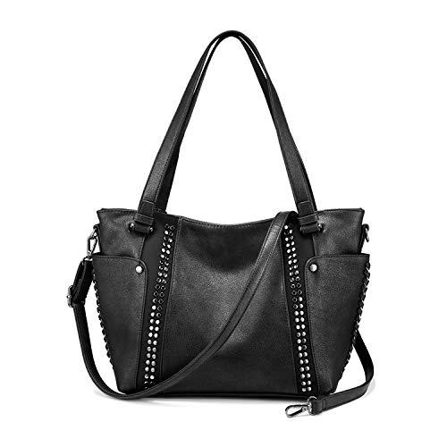 Realer Handbags for Women Large Tote Purses Designer Shoulder Bag
