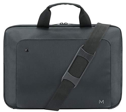 """MOBILIS Sacoche Sac à bandoulière pour Ordinateur Portable/Tablette 11-14"""" - Noir"""