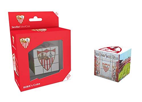 Sevilla FC Rubiks, Cubo Rubik'S 3x3 de Sevilla (34811), Multicolor