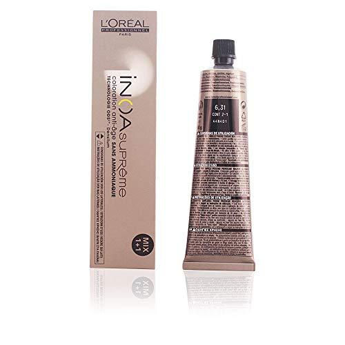 L'Oréal Professionnel INOA Supreme Coloración, Tono 6.31-60 gr